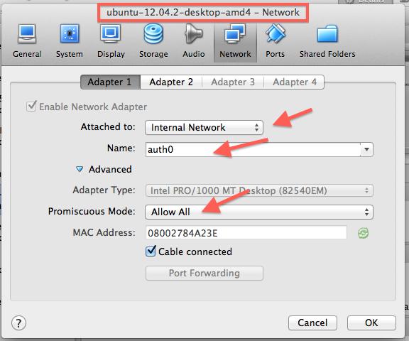 DHCP Server with CentOS 6 4 within VirtualBox – Kholed Langsari